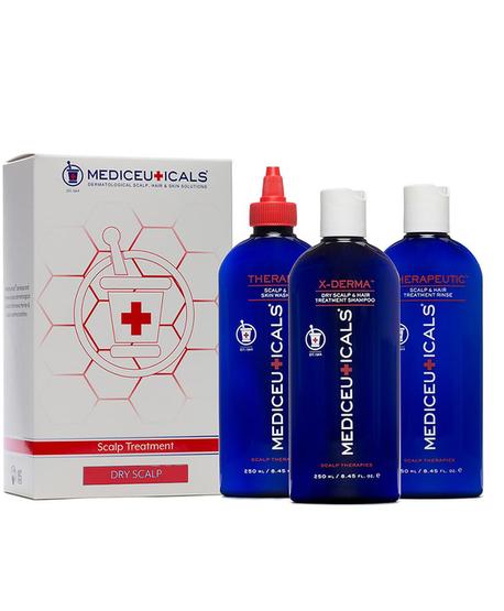 Mediceuticals for dry scalp - zestaw przeciw atopowemu zapaleniu skóry (1)